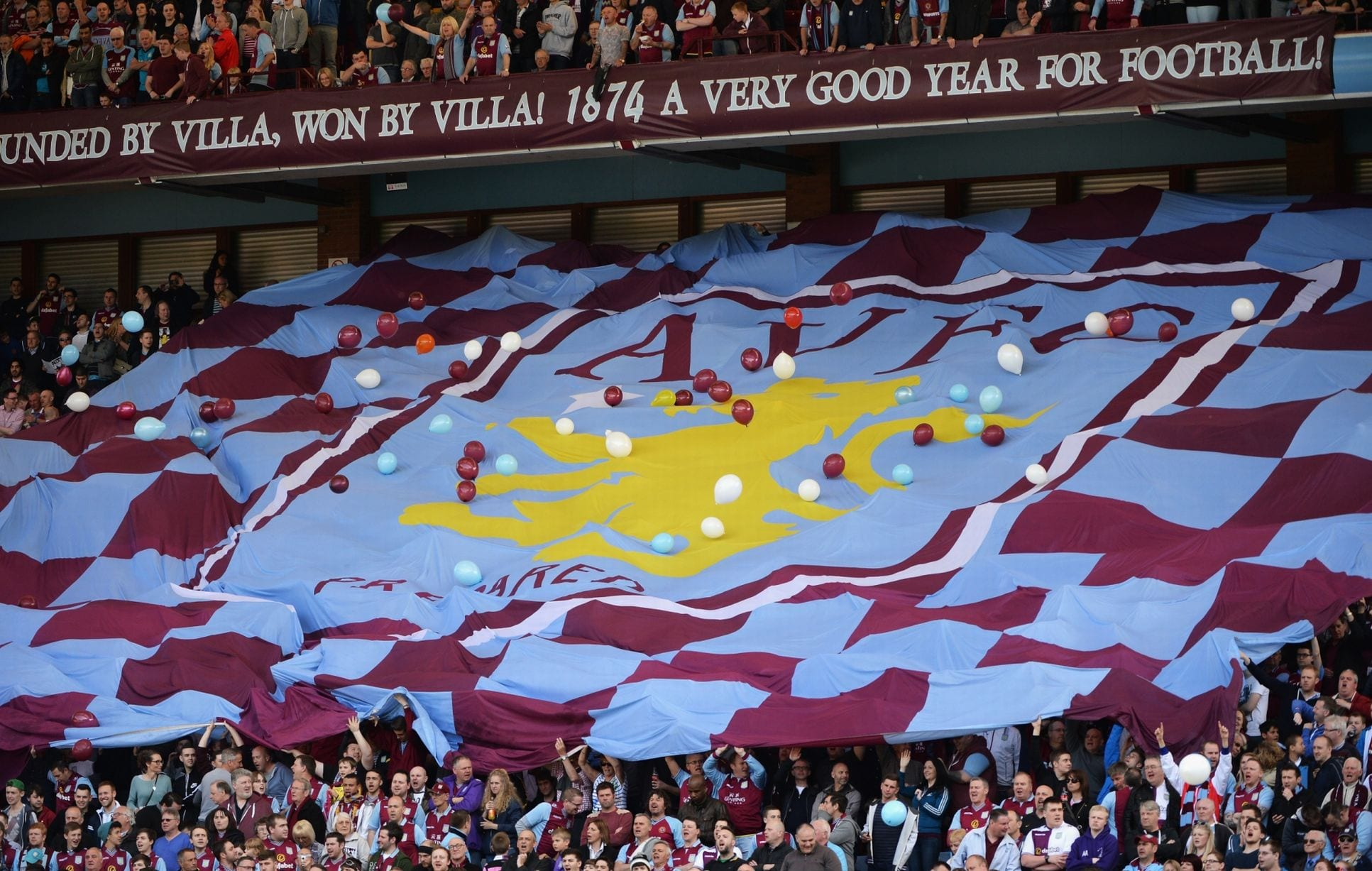 Aston Villa Makes Safety a Top Priority for its Spectators