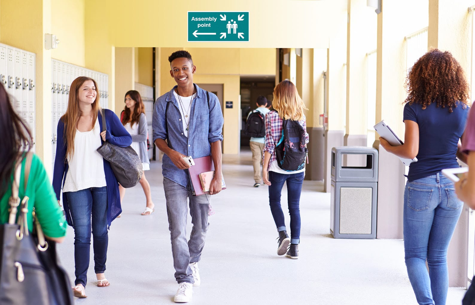 A guide to ensure schools and universities are educated in safe, emergency evacuation