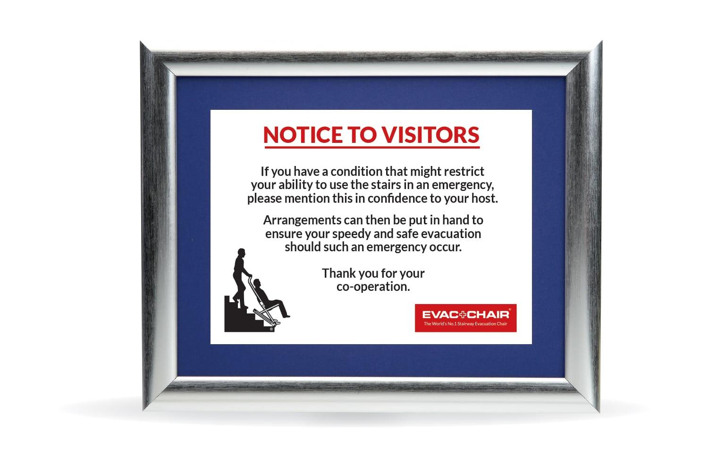 Reception Notice