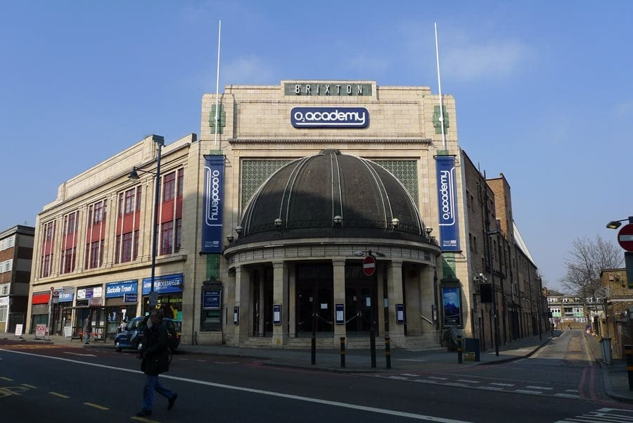 O2 Academy Music Group nationwide sings a safe tune