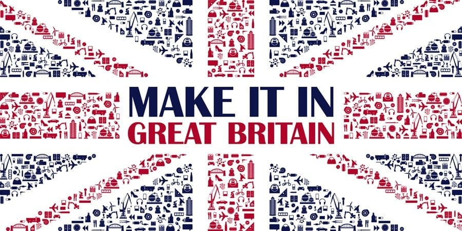 Stars of Make it in Great Britain exhibition unveiled