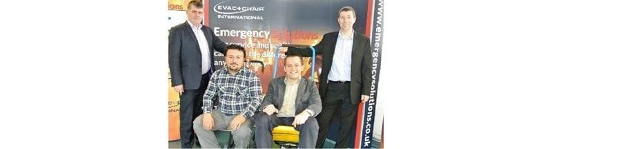 Evac+Chair bolsters its international strength