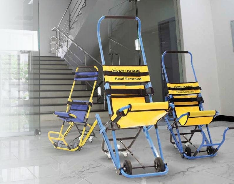 bariatric evacuation chairs