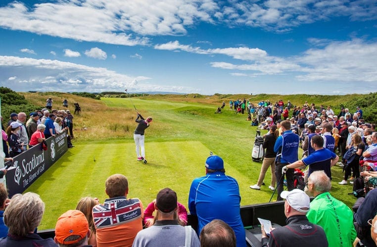'Putting' Health and Safety first at the Scottish Open