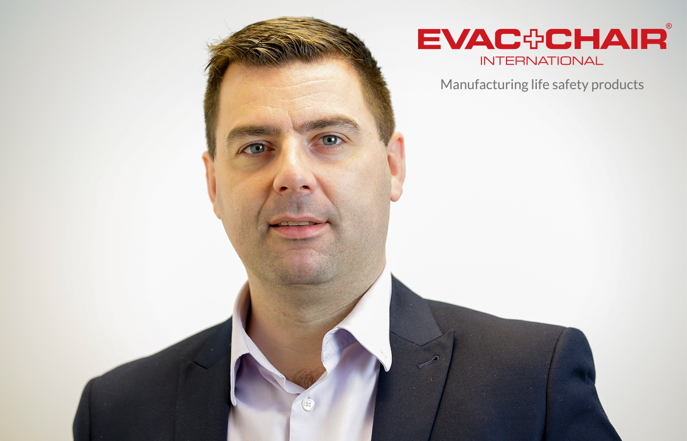 Evac+Chair International appoints new Technical Director