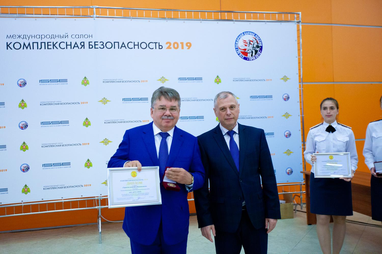 Evac+Chair's Russian distributor win's gold!