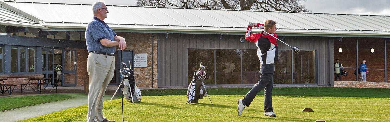 Evac+Chair donates life-saving device to Hatchford Brook Golf Course