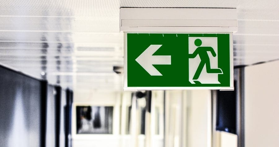One in two companies are under-prepared for emergencies in the workplace